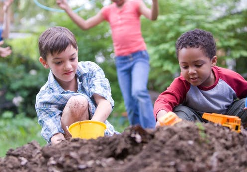 Learning environments in childcare